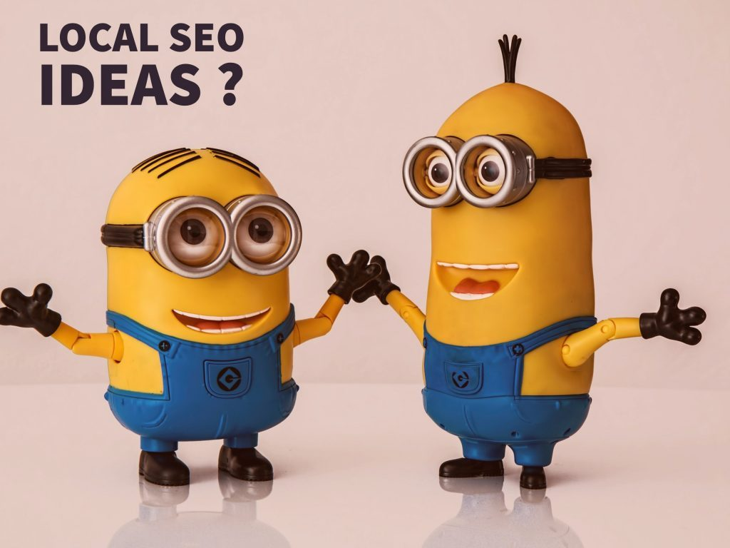 Image showing two Freelancer SEO in Leicester thinking of ideas