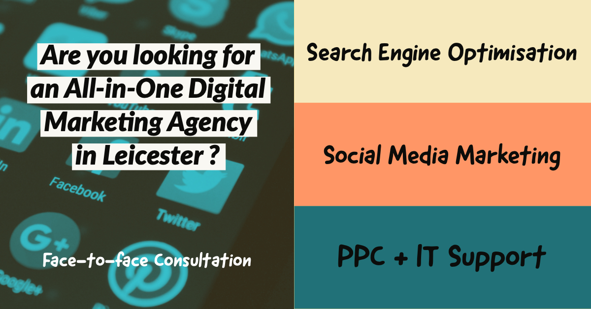 SEO Leicester | Freelance SEO Services in Leicester & East