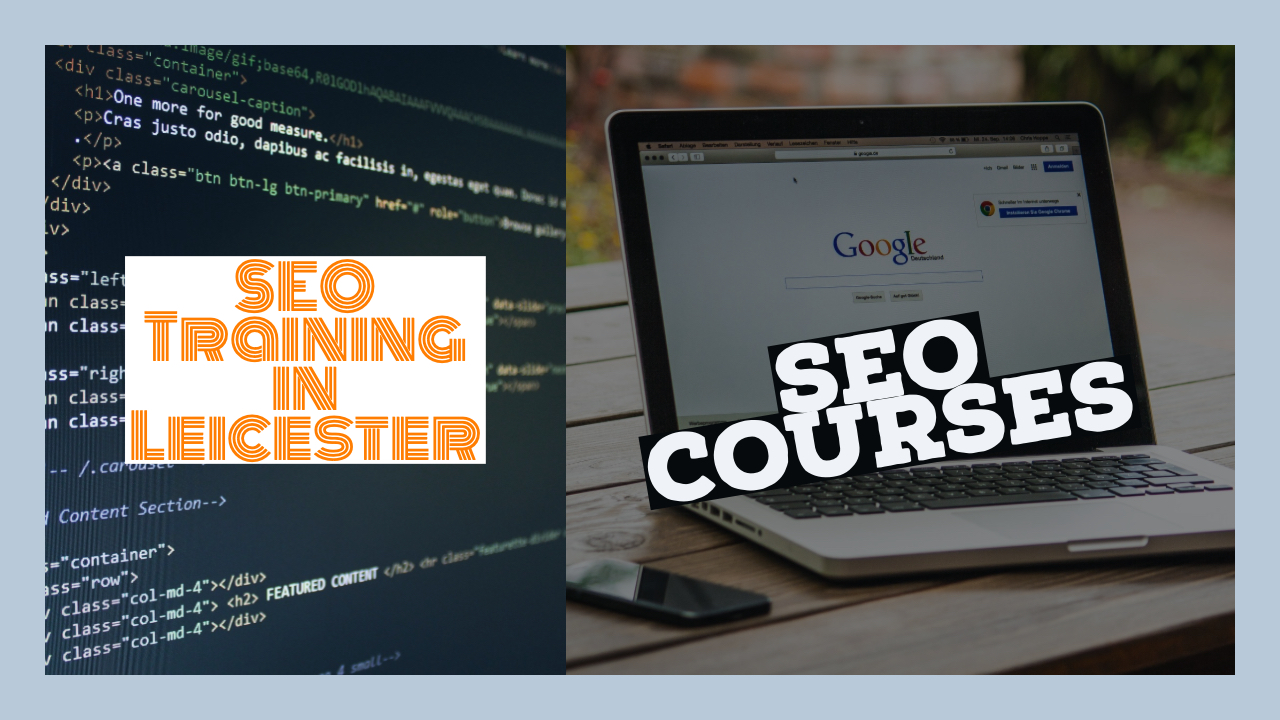 SEO training in Leicester